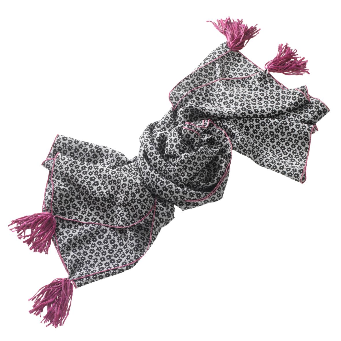 141004 Silk Crêpe- Satin Carré